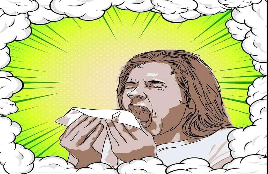 Photic Sneezing in Sun