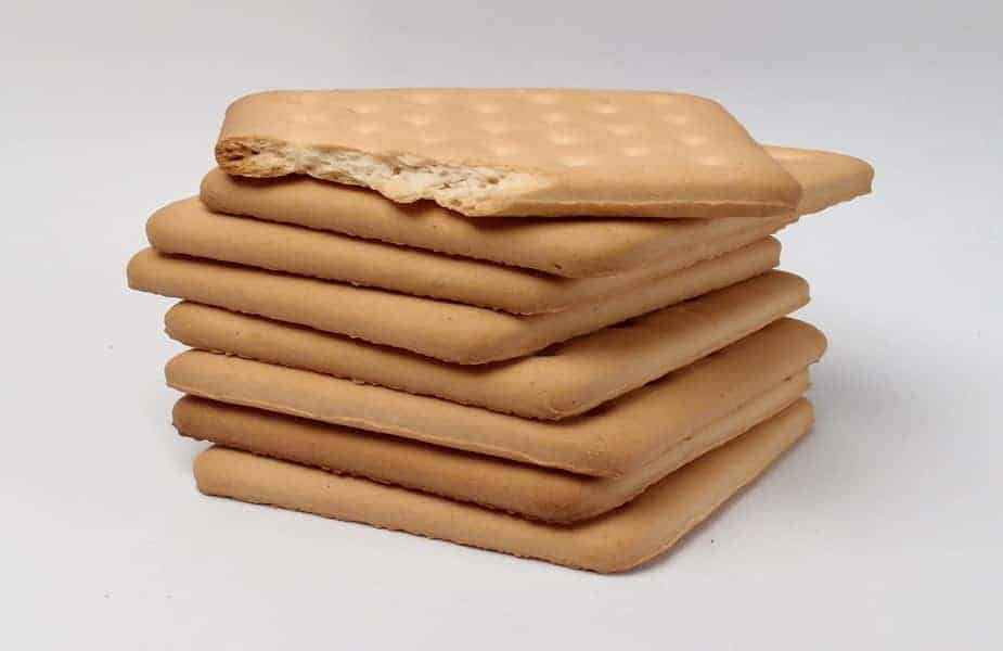 Stack of Hardtack