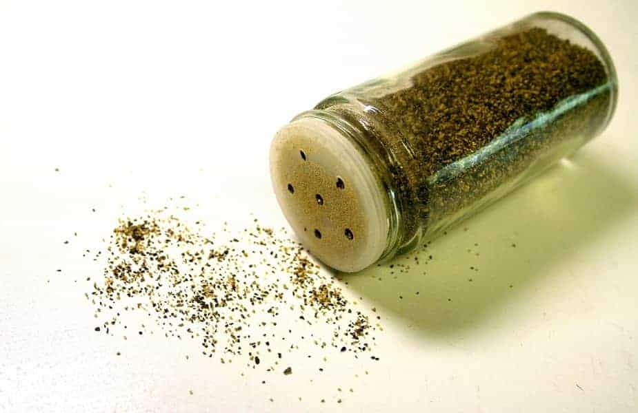 Ground Pepper Shaker