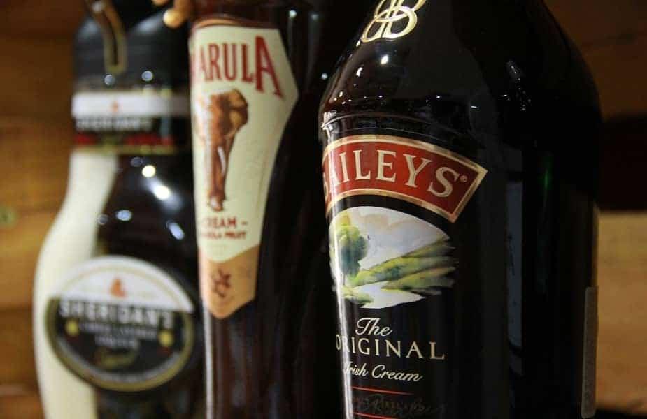 3 Bottles of Liqueurs