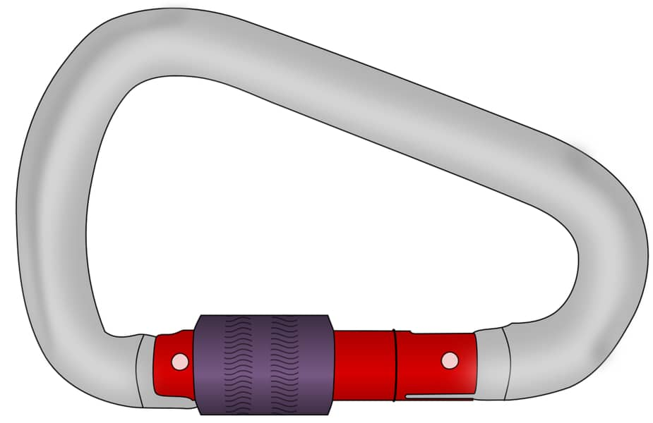 Animated Carabiner