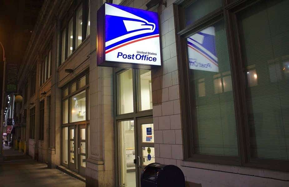 City Post Office