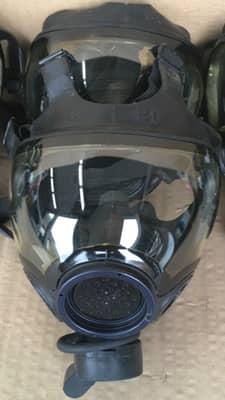 MSA-CBRN-Gas-Mask