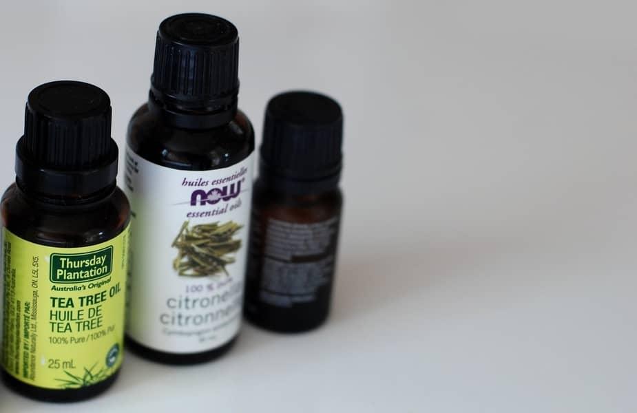 Essential Oils Tea Tree Citronella