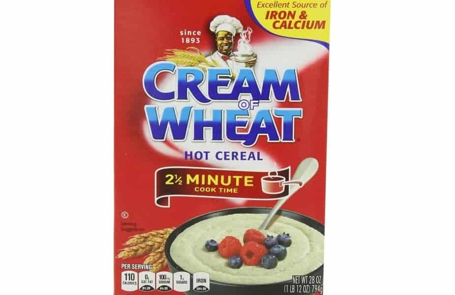 Box of Cream of Wheat