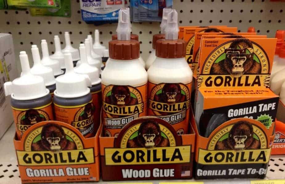 Gorilla Regular Glue Wood Glue and Tape
