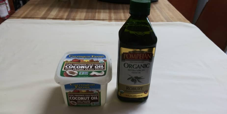 Coconut-Oil-and-Olive-Oil