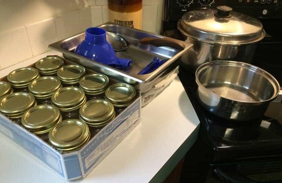 Jelly-Jam-Jars-Funnel-Spoon-Measuring-Cup-Pots
