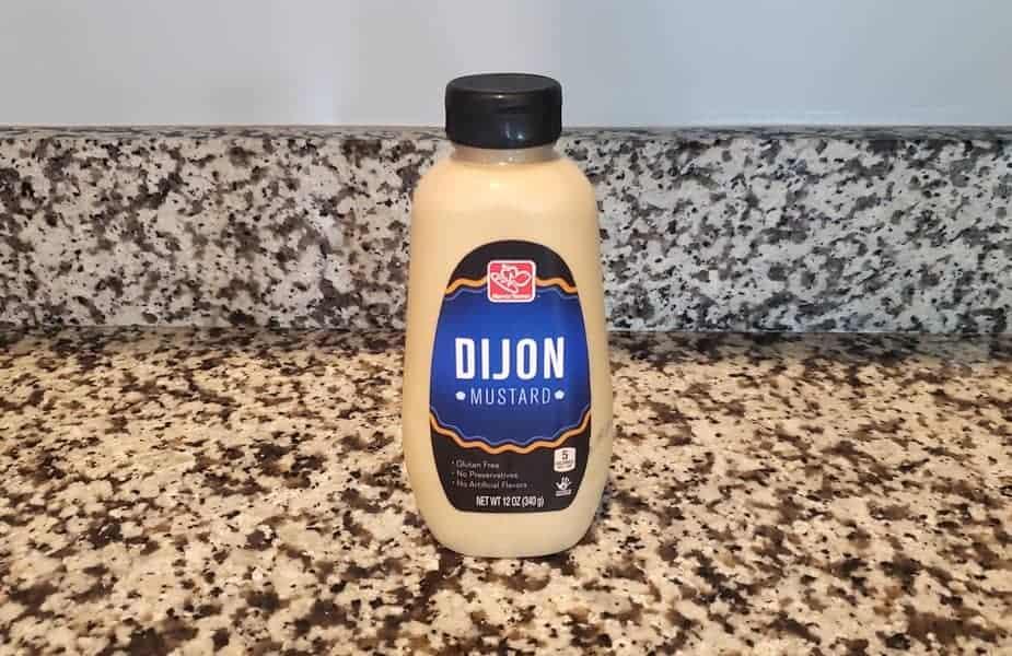 Dijon-Mustard-on-the-Counter