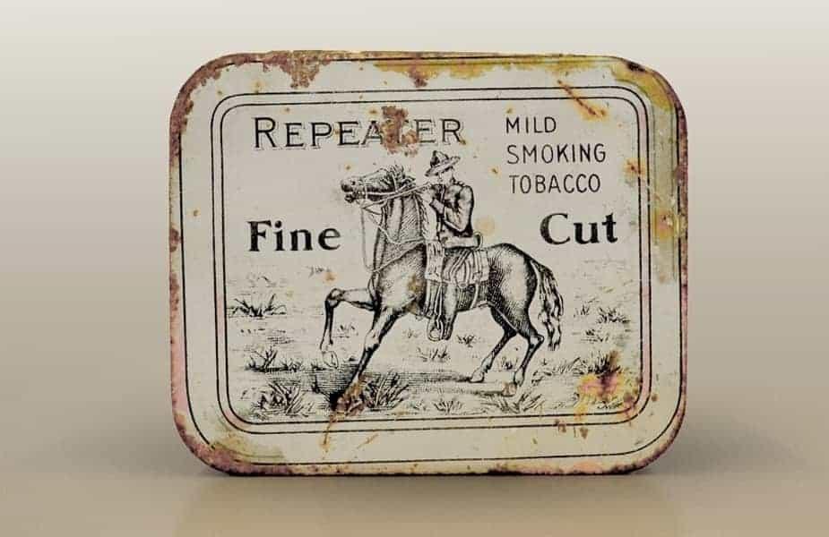 Vintage-Smoking-Tobacco-Tin